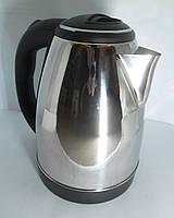 Чайник из нержавеющей стали GreenChef 1,8 л серебристый
