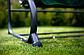 Садовая КАЧЕЛЬ ГОЙДАЛКА Диван раскладная  Relax Plus (250 кг нагрузка) Бежевая, фото 5