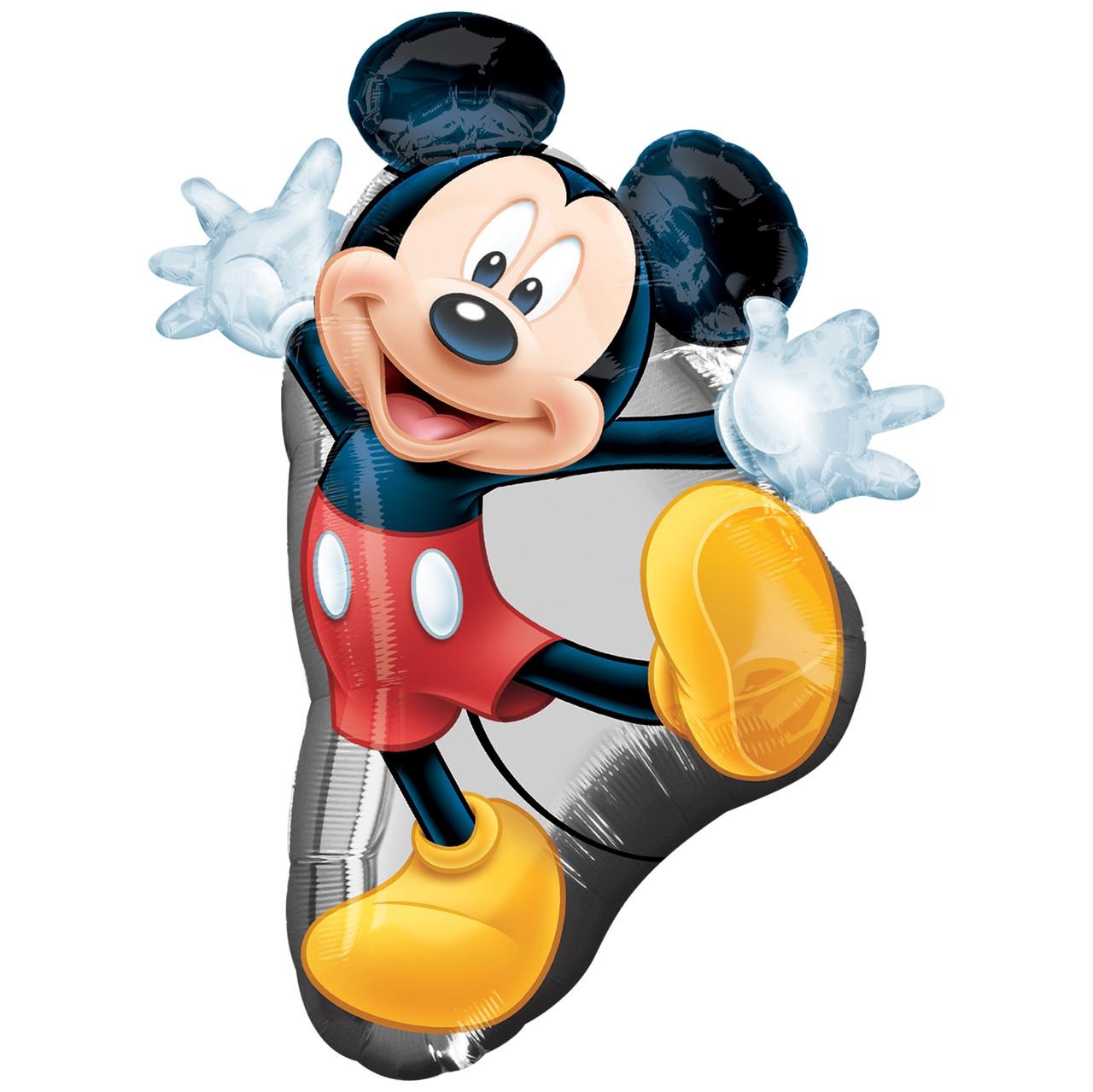 Фол шар фигура Танцующий Микки Маус (Анаграм)