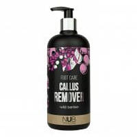 Кислотный пилинг NUB Foot Care Callus Remover Wild Berries, 500 мл
