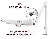 Настольная LED лампа 8017 с регулировкой яркости, фото 1