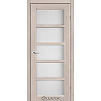 Межкомнатная дверь Leador Veneto монблан
