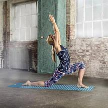 Коврик для йоги Reebok RAYG-11030GN 4 мм зеленый, фото 2
