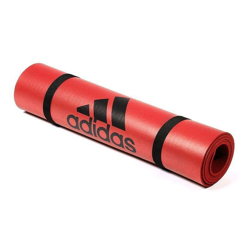 Мат для фитнеса Adidas ADMT-12234OR оранжевый