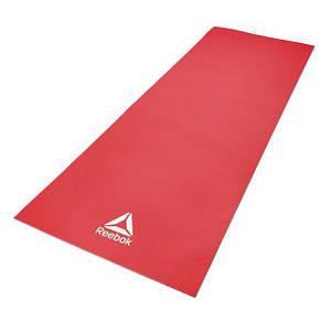 Мат для йоги Reebok RAYG-11022RD червоний