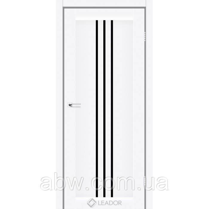 Міжкімнатні двері Leador Verona білий мат