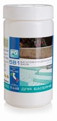 Многофункциональный препарат Barchemicals PG–48 (5 в 1) в таблетках, 1 кг
