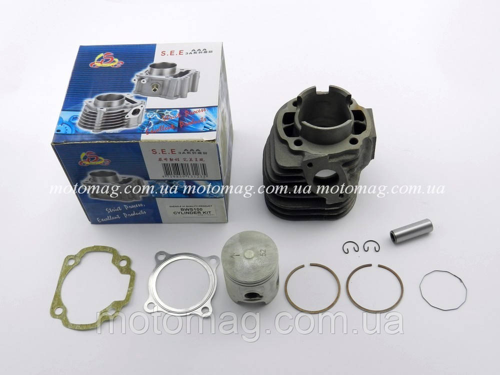 Поршнева (ЦПГ) Yamaha BWS/Axis 100cc ø-52мм (4VP) SPI/ЅЕЕ (тайвань)