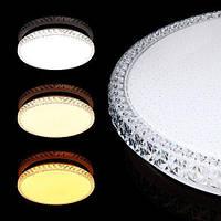 Світлодіодний світильник SMART SML-R08-50 3000-6000K 50Вт Biom з пультом, фото 1
