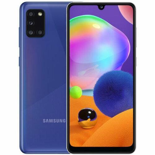 Смартфон Samsung Galaxy A31 4/128Gb Duos Prism Crush Blue (SM-A315FZBV) UA