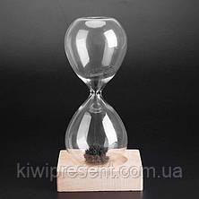 Магнитные песочные часы Magnet Hourglass, фото 3
