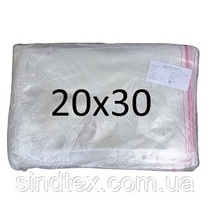 Пакет упаковочный с липкой лентой 20х30 (1000шт.)