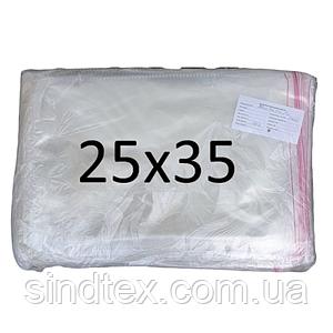Пакет упаковочный с липкой лентой 25х35 (1000шт.)