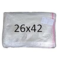 Пакет упаковочный с липкой лентой 26х42 (1000шт.)