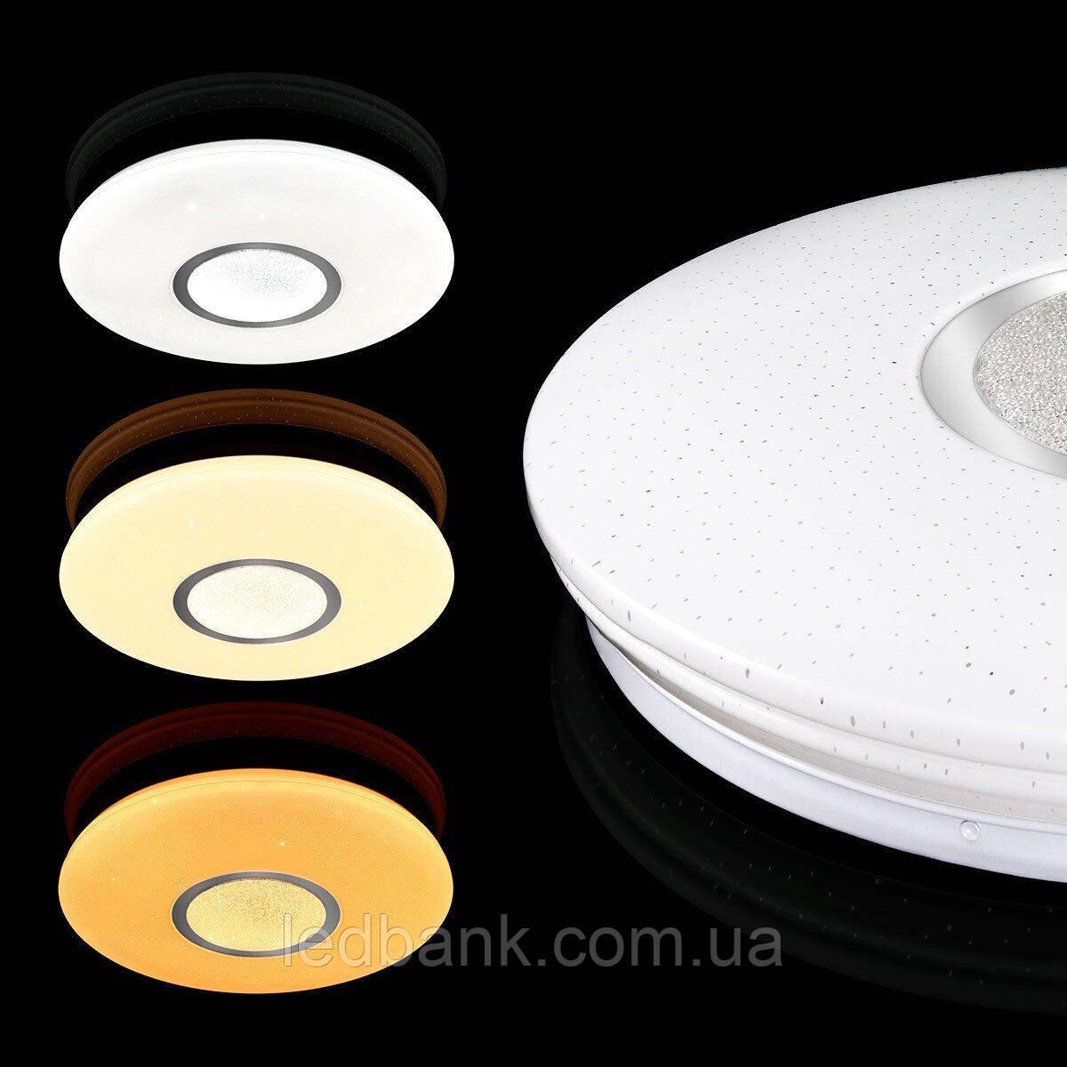 Светодиодный светильник SMART SML-R07-80 3000-6000K 80Вт Biom с пультом