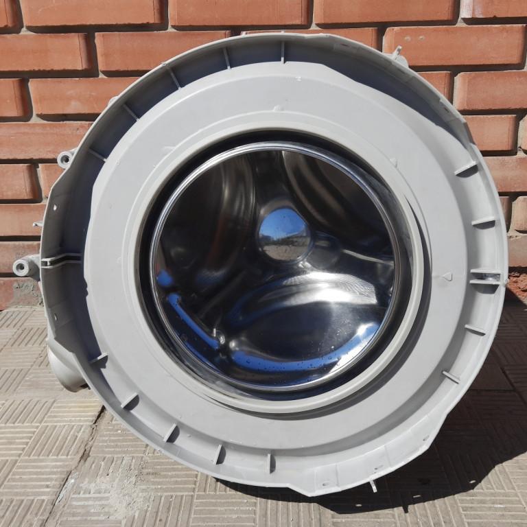 Бак в сборе с барабаном для стиральной машины Zanussi FA1032 (Б/У)