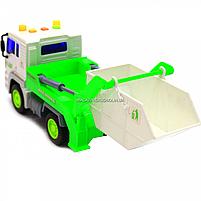 Машинка Автопром Вантажівка. Міська техніка зі світловими і звуковими ефектами (7676ABC), фото 6