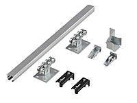Фурнитура DoorHan 71x60x3.5 L=6240 для откатных сдвижных ворот