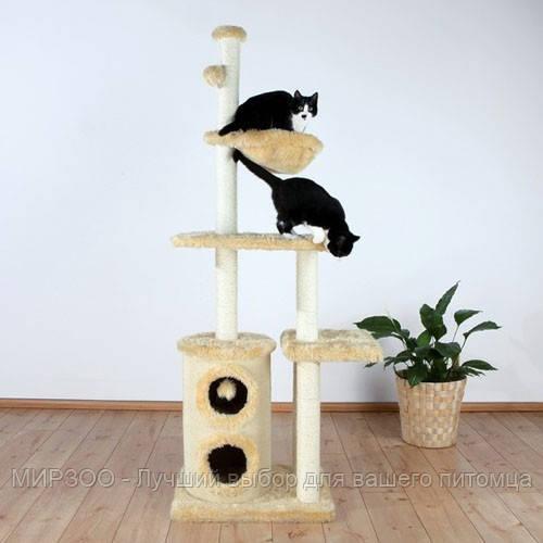 Trixie TX-43661 Когтеточка,дряпка  Домик для кошки  Maqueda  190см