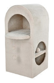 Trixie TX-44703 Когтеточка,дряпка домик башня Dasio (82см ,39 × 39 см)