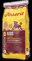 Сухой корм Josera Kids корм для щенков средних и крупных пород 15 КГ