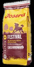Сухой корм Josera Festival гипоаллергенный корм для собак 15 КГ