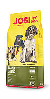 Сухой корм Josera JosiDog Lamb Basic для взрослых собак с ягненком 18 кг