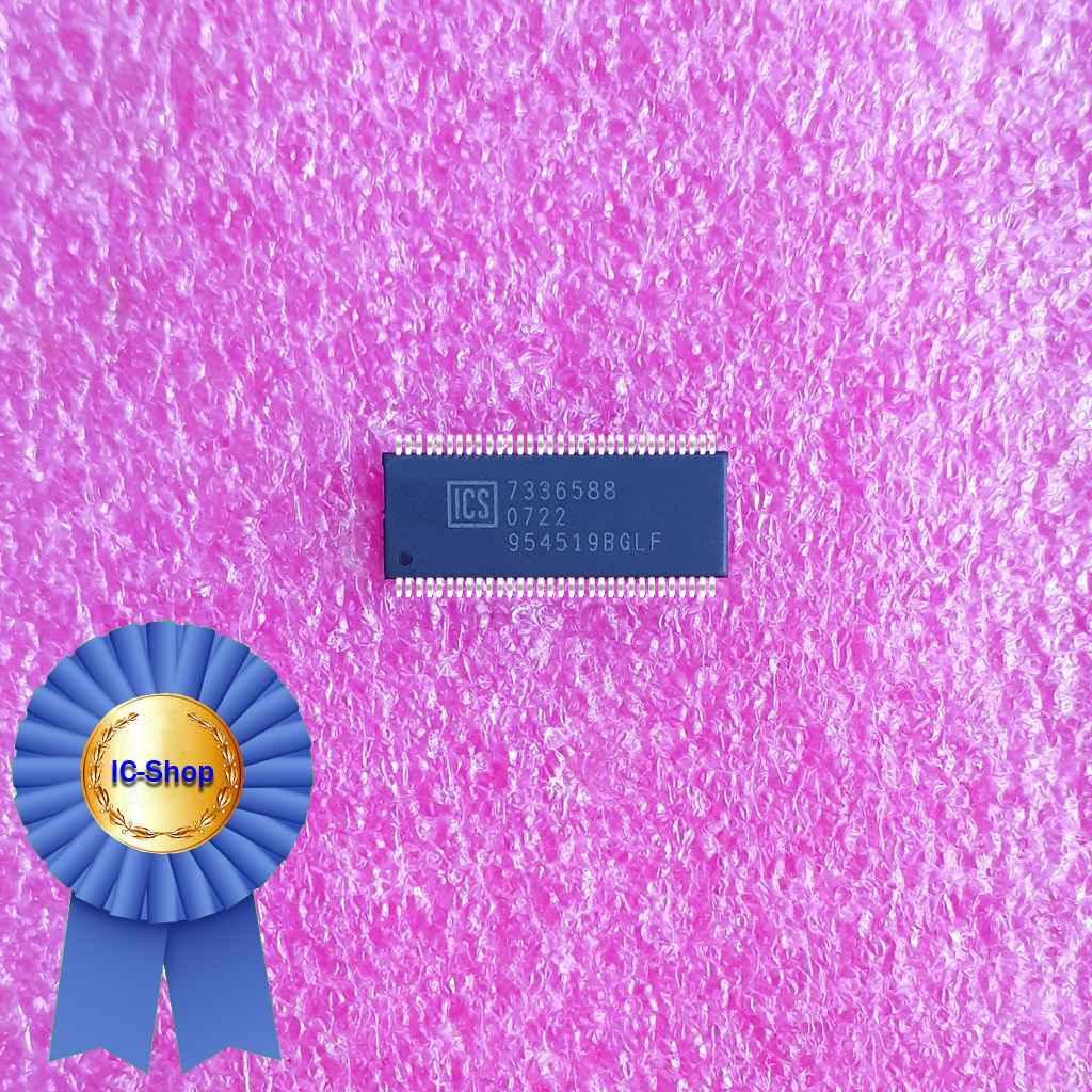 Микросхема ICS954519BGLF ( ICS 954519BGLF )