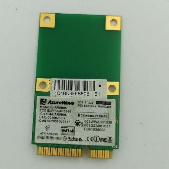 Адаптер WiFi, знятий з ноутбука Asus K50C, 04g033098020, ar5b95, б/в, В хорошому стані.