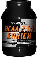 BCAA аминокислоты Future Pro BCAA Enrich 2:1:1  (1 кг)
