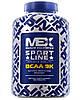 BCAA аминокислоты Mex Nutrition Sportline BCAA 9K (180 таб)