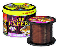 Леска Energofish Carp Expert UV 1000 м 0.30 мм 12.5 кг Brown