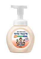 Пенное мыло для рук с ароматом персика CJ Lion Ai Kekute, 250 мл