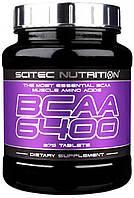 Амінокислоти BCAA SciTec Nutrition BCAA 6400 (375 таб) (103963) Фірмовий товар!