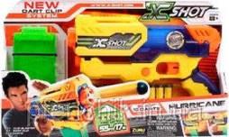X-Shot Бластер Small Hurricane (10 патронів), арт. 3693