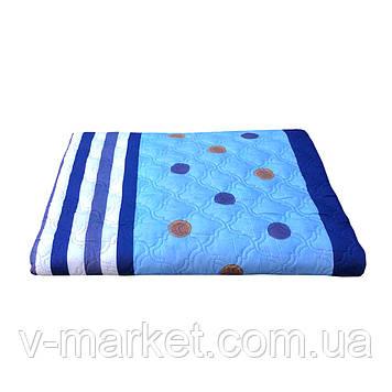 Летнее одеяло покрывало полуторка, 145/205