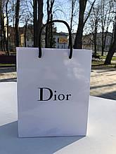 Подарочный пакет Christian Dior (19x15x8 cm)