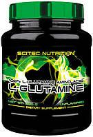 Глютамін Scitec Nutrition L-Glutamine (300 г) (104030) Фірмовий товар!
