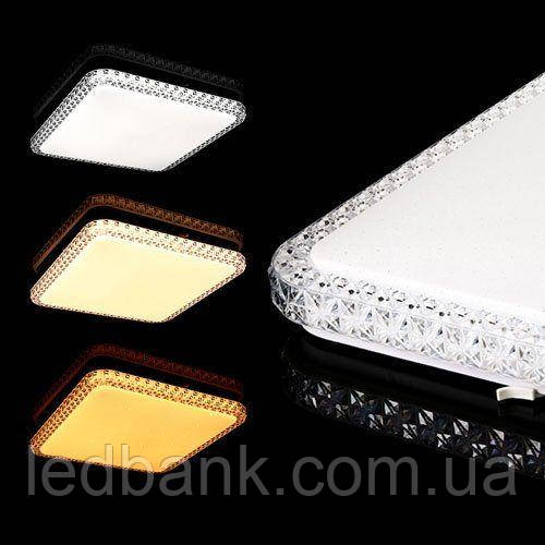 Светодиодный светильник SMART SML-S03-90 3000-6000K 90Вт Biom с пультом
