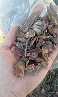 Кора соснова в мішках (50 л), фракція 3-5 см, фото 1