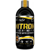 Аминокислоты BioTech Nitron Liquid Amino (1000 мл)