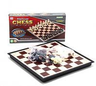 Шахматы магнитные.Настольная игра шахматы для детей и взрослых.