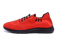 Мужские летние кроссовки сетка BS Red Line, фото 1