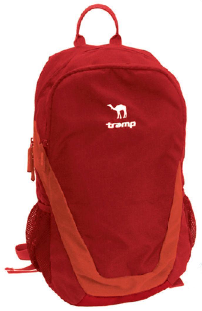 Городской рюкзак Tramp City-22 (красный)
