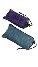 Туристическое полотенце Tramp 60 х 135 см, голубой, фото 3