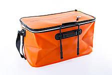Сумка рыболовная Tramp Fishing bag EVA Orange - M, фото 2
