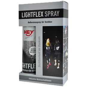 Светоотражающий спрей-краска Hey-Sport Lightflex Spray, фото 2