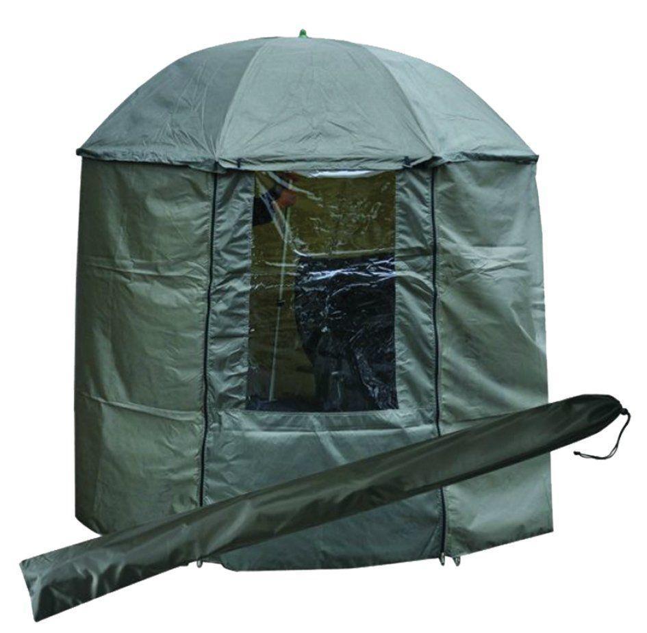 Рыболовный зонт-палатка Tramp 200см с пологом TRF-045