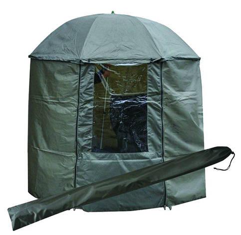 Рыболовный зонт-палатка Tramp 200см с пологом TRF-045, фото 2