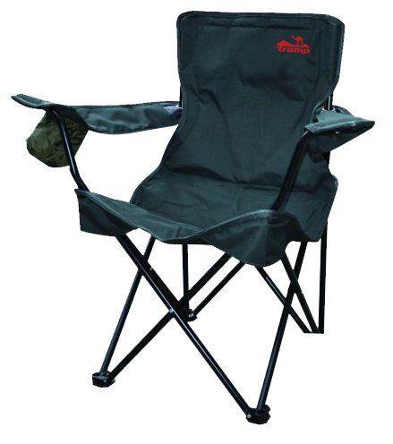 Раскладное кресло для рыбалки и отдыха Tramp Simple TRF-040